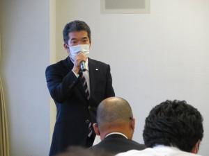 加藤部会長