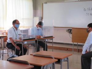 模擬面接:土岐紅陵高等学校